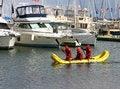 Free Search At Marina Stock Image - 1367491