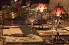 Free Restaurant Inrerrior Stock Images - 1360624
