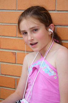 Free Music Royalty Free Stock Image - 1360866
