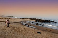 Free Ocean Beach Royalty Free Stock Photos - 1360988