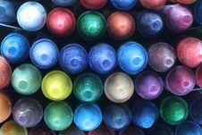 Free Crayons Royalty Free Stock Image - 1361146
