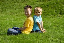 Free Boys Stock Photography - 1362252