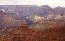 Free View Of The Grand Canyon Royalty Free Stock Photo - 1362685