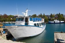 Free Tobermory Boat Royalty Free Stock Photography - 1362987