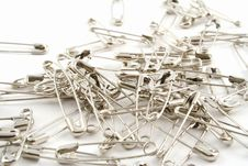 Free Safety Pin Stock Photo - 1364050