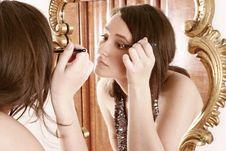 Free Make Up Stock Photos - 1364413
