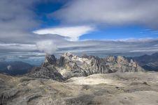 Free San Martino Mountains Royalty Free Stock Photo - 1364585