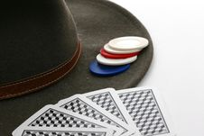 Free Gambling Royalty Free Stock Photography - 1366967