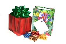 Free Christmas Gifts Royalty Free Stock Photos - 1367108