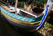 Free Boat Royalty Free Stock Photography - 1368027