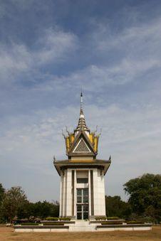Free Pagoda Royalty Free Stock Images - 1369699