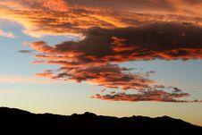 Free Sunset Stock Photography - 1369722