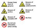 Free Safety Signs Stock Photos - 13602793