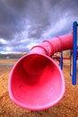 Free Tube Slide Stock Image - 13608121
