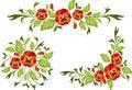 Free Pansy: Decorative Elements Stock Photo - 13609930