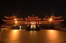 Free Traditional Chinese Temple Stock Images - 13600584