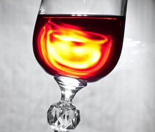 Free Glass Of Wine Royalty Free Stock Images - 13600819