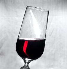 Free Glass Of Wine Stock Image - 13600821