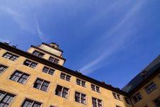 Free Old University, Wuerzburg, Bavaria Stock Photography - 13601512