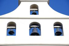 Free Church Bell Tower Stock Image - 13601531