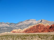 Free Red Rock Canyon Nevada Royalty Free Stock Photos - 13601648