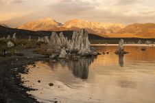 Free Mono Lake Stock Photo - 13602450
