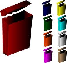 Free Vector Box Stock Photos - 13602493