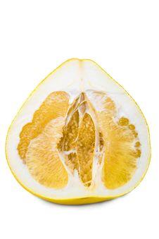 Free Halved Grapefruit Royalty Free Stock Image - 13603166