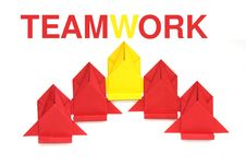 Free Teamwork Royalty Free Stock Photography - 13603317