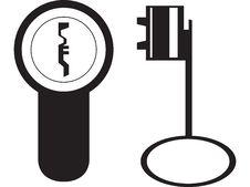 Free Keyhole Stock Images - 13603504
