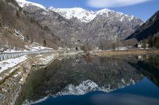Free Guillemore Lake Royalty Free Stock Image - 13603586
