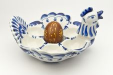 Free Decorated Eggs Royalty Free Stock Photos - 13604008