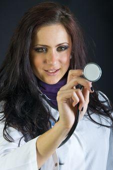 Free Doctor Stock Photo - 13604250