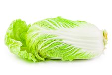 Chinese Cabbage Salad Royalty Free Stock Photos