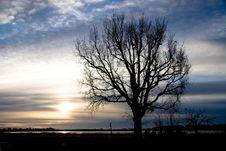 Free Sunrise Royalty Free Stock Image - 13605646