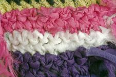 Free Abstract Needlework Royalty Free Stock Images - 13606379