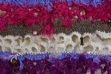 Free Abstract Needlework Stock Image - 13606461