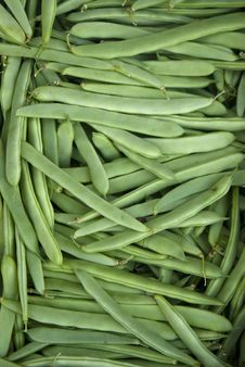 Free Green Beans Royalty Free Stock Photo - 13606765