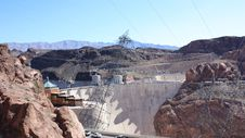 Free Hoover Dam Stock Photo - 13608280