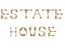 Free Key House Stock Photography - 13608582