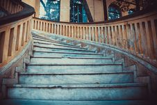 Free Stairs, Structure, Handrail, Baluster Stock Photo - 136081430
