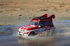 Free Car, Off Roading, Off Road Racing, Vehicle Royalty Free Stock Photography - 136081527
