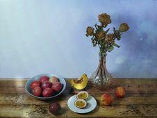 Free Still Life, Painting, Still Life Photography, Fruit Stock Photography - 136081642