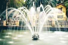 Free Water, Fountain, Water Feature, Tree Royalty Free Stock Images - 136081749