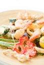 Free Tempura Platter Stock Images - 13616304