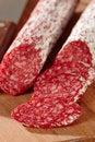 Free French Salami Stock Photo - 13617810