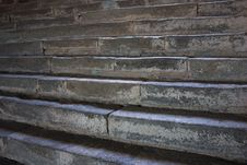 Free Old Steps Stock Photography - 13610182