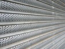 Free Metal Shutter Stock Images - 13610494