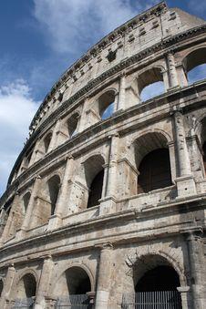 Free Coleseum Of Rome, Italy Stock Photo - 13611010