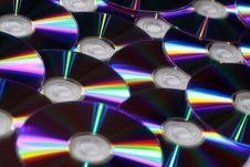 Free DVD-CD Stock Images - 13611444
